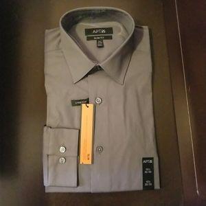 Apt. 9 l/s dress shirt